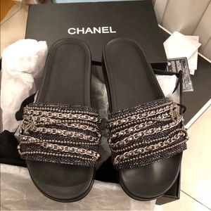 Chanel Sandals 💙